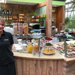 Schenkes Catering im Palmenhaus Café
